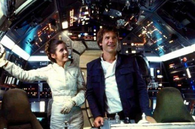 Photo tournage Star Wars : image 8