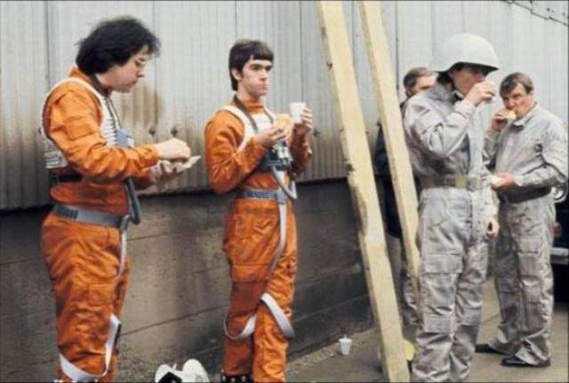 Photo tournage Star Wars : image 9