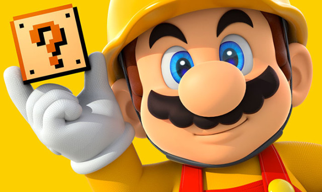Super Mario Maker Amazon