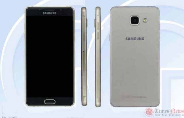 TENAA Galaxy A5