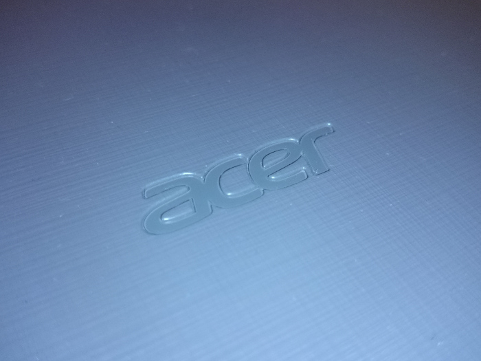 Texture de l'Acer Aspire Switch 10 E