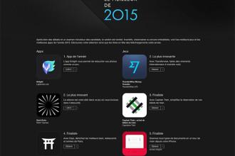 Top 2015 AppStore