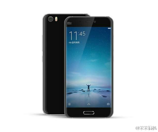Xiaomi Mi5 noir