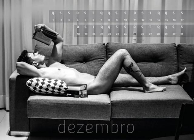 Calendrier sexy Brésil : image 4