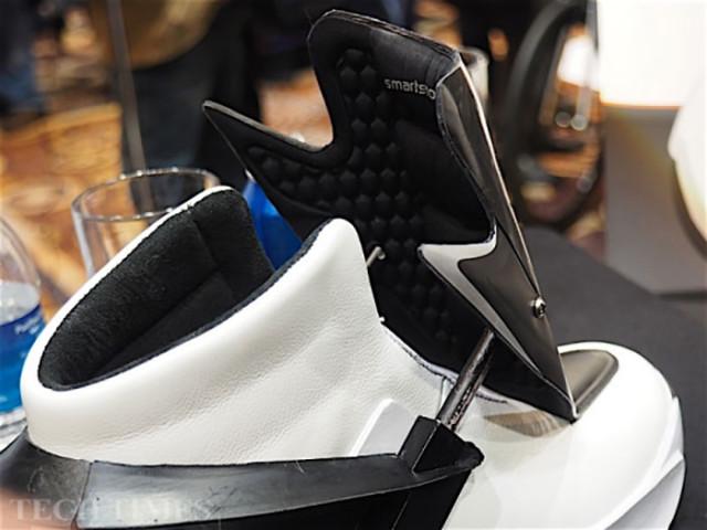 Chaussure connectée Zhor Tech