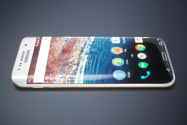 Concept Galaxy S7 : image 2