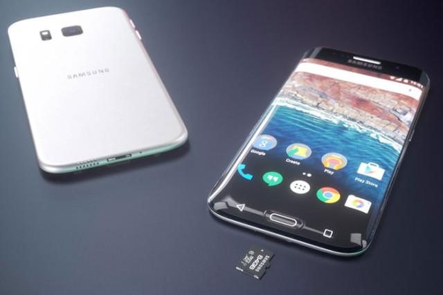 Concept Galaxy S7 : image 3