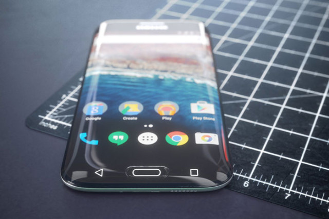 Concept Galaxy S7 : image 4