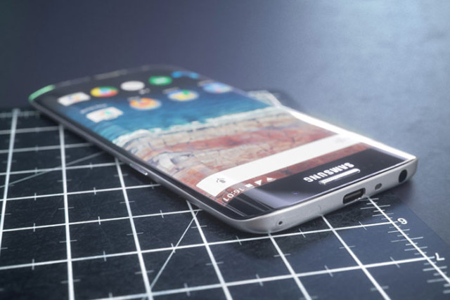 Concept Galaxy S7 : image 5