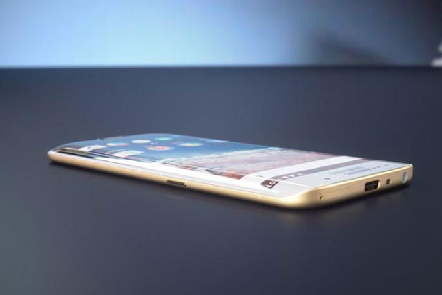 Concept Galaxy S7 : image 1