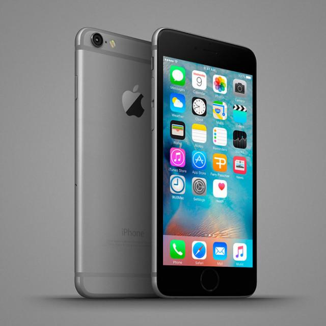 Concept iPhone 6c : image 11