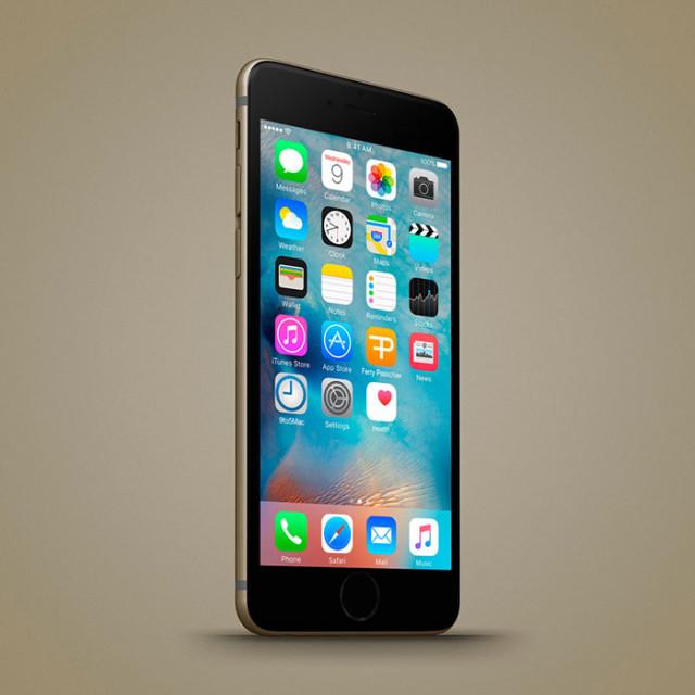 Concept iPhone 6c : image 6