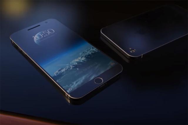 Concept iPhone 7 Jermaine
