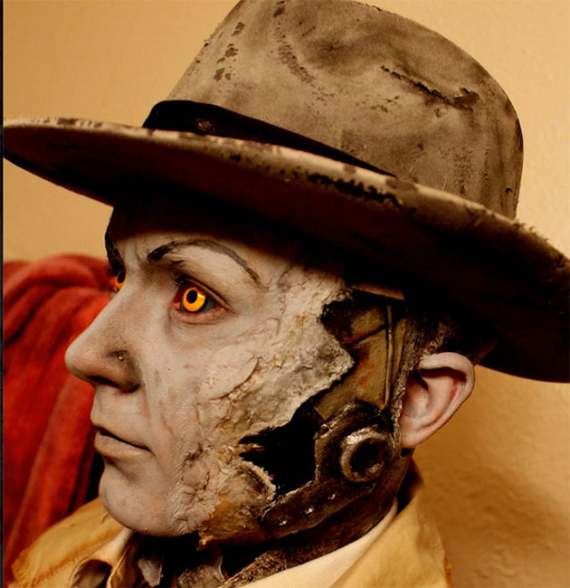 Cosplay Nick Valentine : image 1