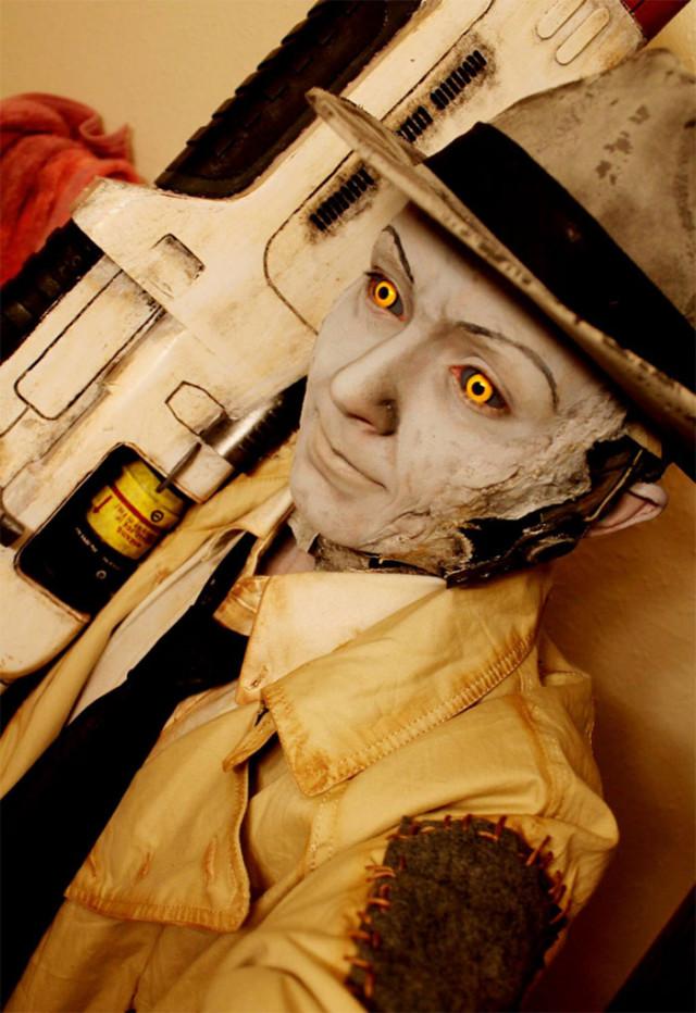 Cosplay Nick Valentine : image 4