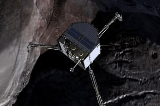 Dernière manoeuvre Philae