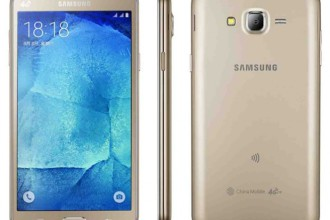 Galaxy J7 Gold