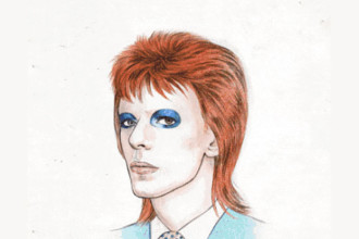 GIF David Bowie