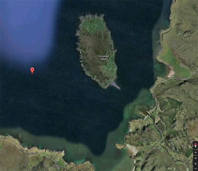 L'île de Gruinard
