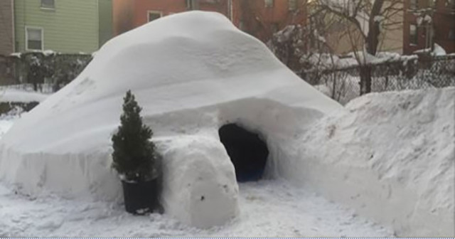 Igloo Airbnb : image 1