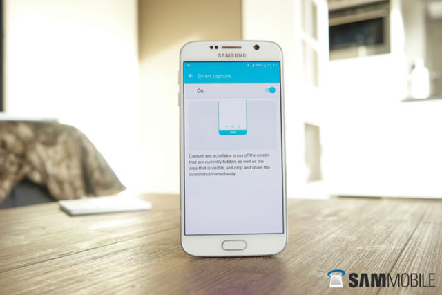 Marshmallow Galaxy S6 : image 1