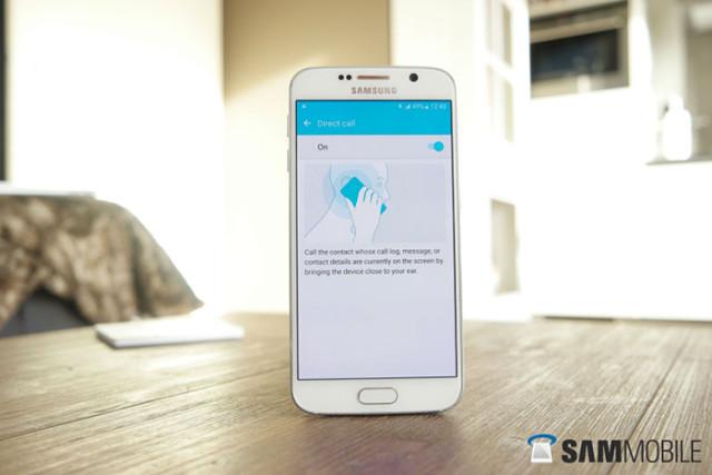 Marshmallow Galaxy S6 : image 2