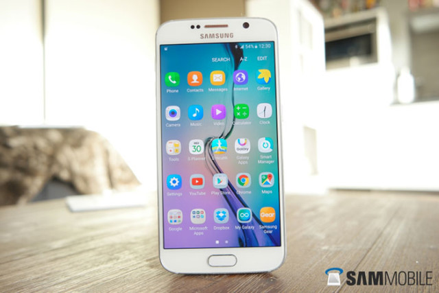 Marshmallow Galaxy S6 : image 26