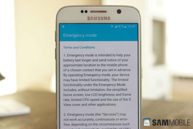 Marshmallow Galaxy S6 : image 5