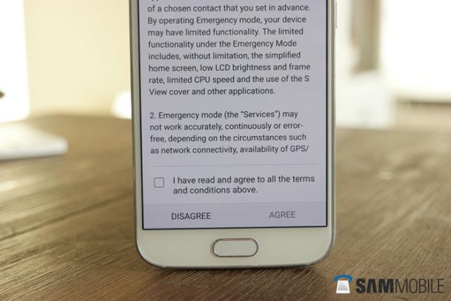 Marshmallow Galaxy S6 : image 6