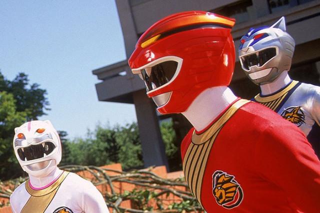 Meurtre Power Rangers