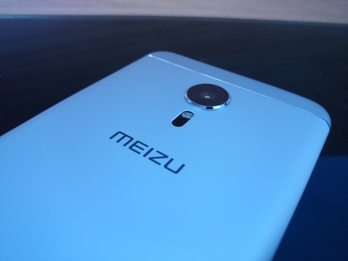 Objectif du Meizu Pro 5