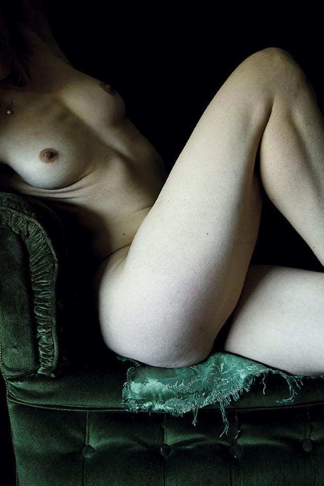 Patrick Gomme : photo nu 10