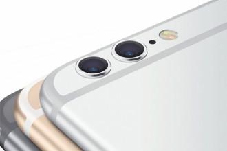 Module photo iPhone 7 Plus