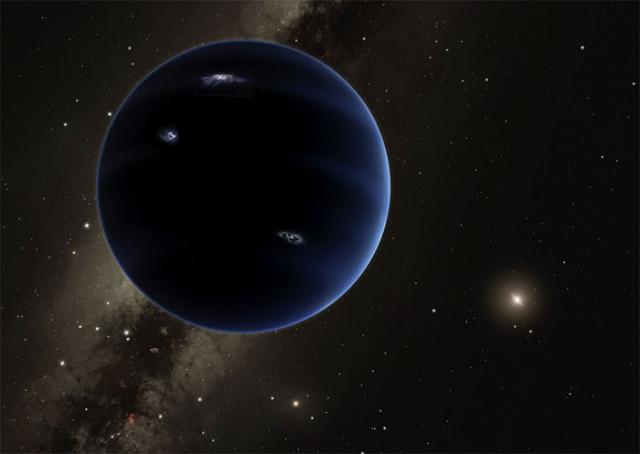 Une 9ème planète se cacherait aux confins du système solaire