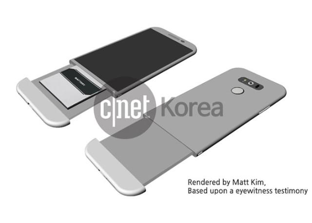 LG G5 : rendu 2