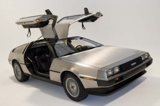 Retour DeLorean