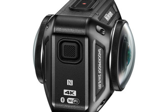 Samples Nikon KeyMission