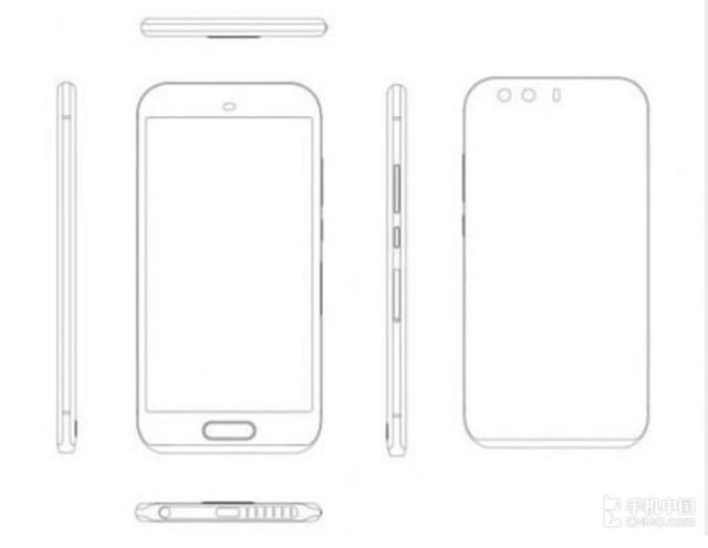 Schéma Huawei P9 image 2