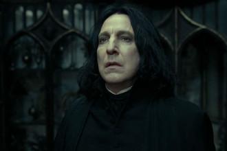 Secret Severus Rogue