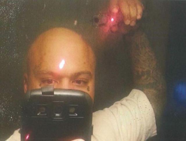 Selfie prison US