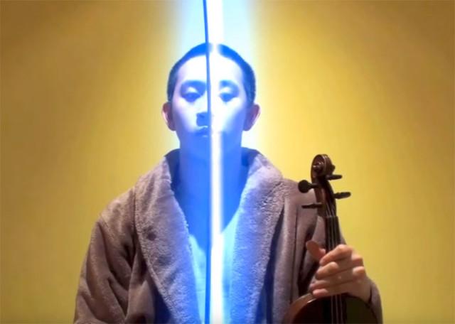 Star Wars violon