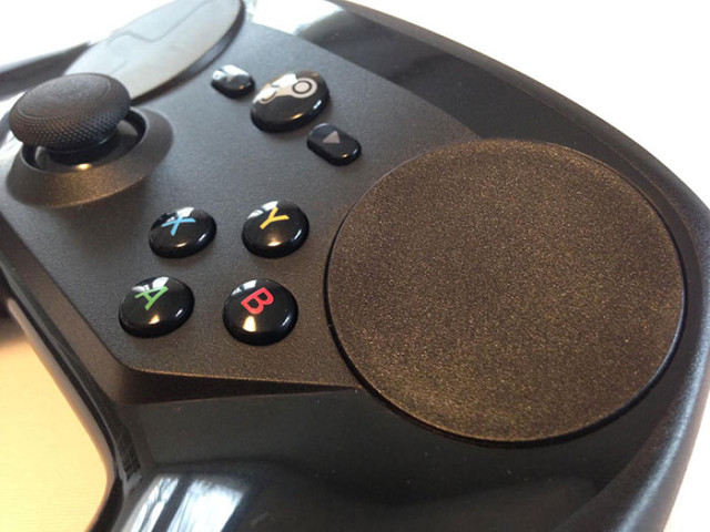 Steam Controller : image 5