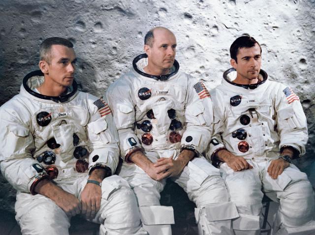Mais quel était ce son enregistré par Apollo 10 derrière la Lune ?