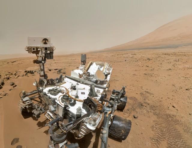 Promenez-vous sur Mars avec cette vidéo de la NASA