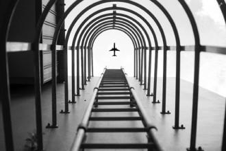 Buzz avion Nikon