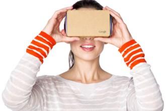 Casque VR Google