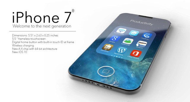 Concept iPhone 7 Futuriste : image 4