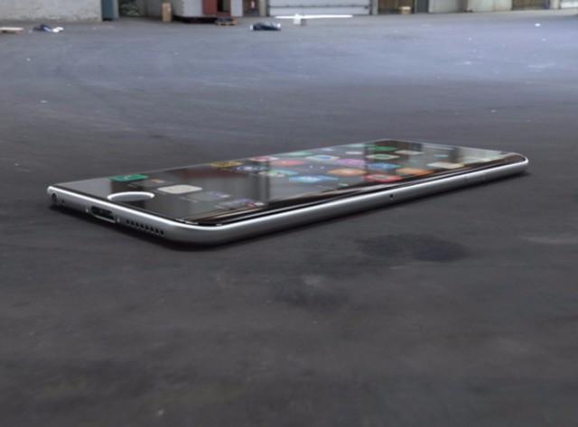 Un iPhone 7 Plus tout en métal, pour le plaisir des yeux