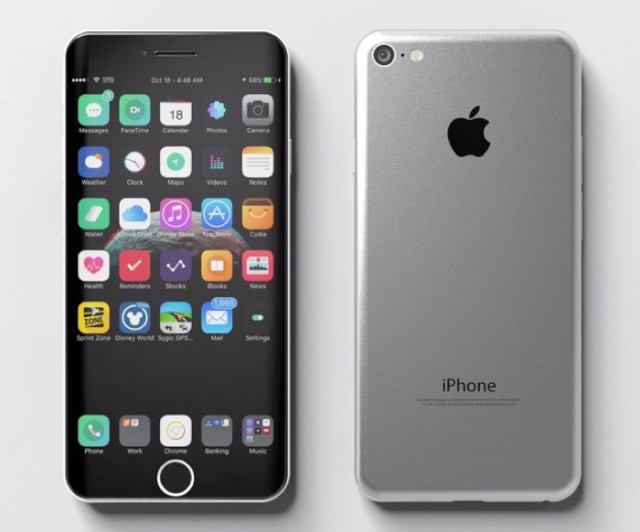 Concept iPhone 7 Metal : image 1