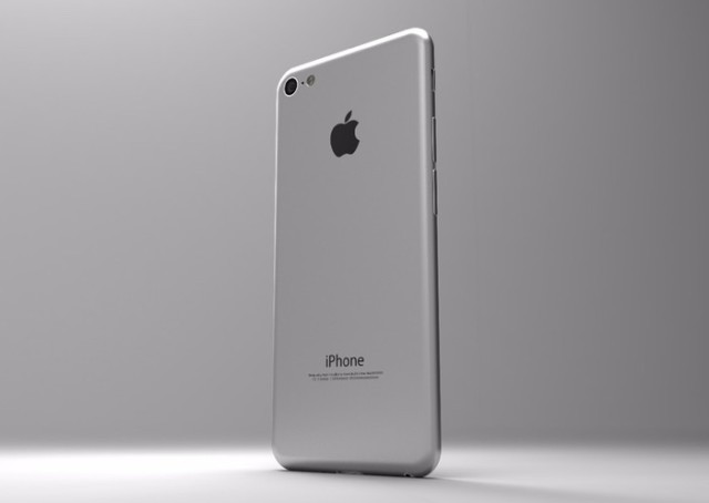 Concept iPhone 7 Metal : image 5